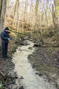 Measuring water quality parameters