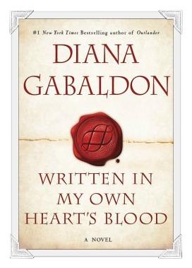 Written in my own hearts blood