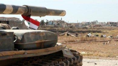 Photo of وحدات الجيش العربي السوري تصد هجوما للتنظيمات المتشددة في ريف القنيطرة الشرقي
