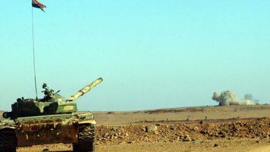 """Photo of قوات الجيش العربي السوري تحبط محاولة تسلل لعناصر """"داعش"""" من السويداء باتجاه التنف"""