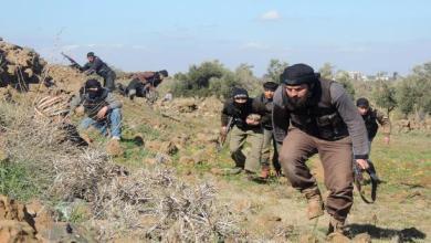 "Photo of مسلحو طفس يبايعون ""داعش"""