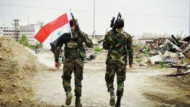 Photo of الجيش العربي السوري يضيف إلى رصيده مناطق جديدة بالمنطقة الجنوبية