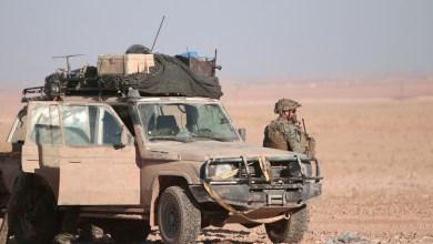 "Photo of مجهولون يستهدفون مستشاري ""التحالف الدولي"" قرب قاعدة التنف بسوريا"