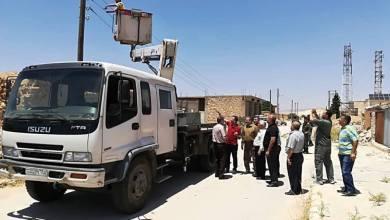 "Photo of بعد خمس سنوات من التحرير.. بلدة خناصر ""تنعم"" بالكهرباء مجدداً"