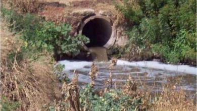 Photo of غرامات على ري المزروعات بمياه الصرف الصحي في جديدة عرطوز
