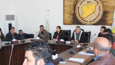 """Photo of لإجراء مفاوضات مع الحكومة .. وفد من """"سوريا الديمقراطية"""" في دمشق"""