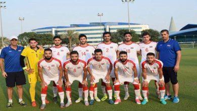 Photo of منتخبنا الأولمبي في المجموعة الثالثة إلى جانب العراق والصين وتيمور الشرقية بدورة الألعاب الآسيوية