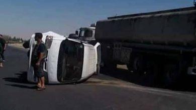 Photo of وفاة أربعة أشخاص بحادث مروري على طريق سلمية -اثريا
