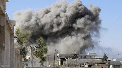"""Photo of """"التحالف الدولي"""" يرتكب مجزرة جديدة في البوكمال"""