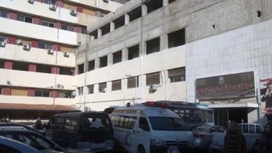 Photo of خلال أسبوع.. جميع مرضى ومراجعي مشفى البيروني إلى حرستا