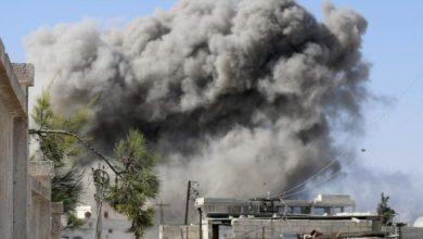 """Photo of أكثر من 30 شهيد في مجزرة جديدة """"للتحالف الدولي"""" الأمريكي في ريف البوكمال"""