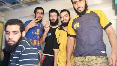 Photo of تحرير خمسة مختطفين لدى التنظيمات المتشددة في درعا البلد