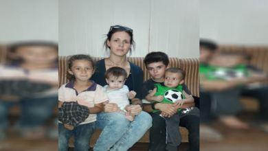 "Photo of ""الوحدات الكردية"" تسلم عائلة أمريكية من ""داعش"" لبلادهم"