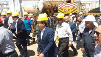 Photo of وزير النفط يتحدث لتلفزيون الخبر عن نتائج زيارة الوفد الوزاري لدير الزور