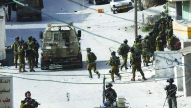 "Photo of الاحتلال ""الاسرائيلي"" يقتحم مناطق في الضفة الغربية"