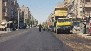 Photo of مجلس مدينة ديرالزور: الانتهاء من تزفيت أغلب الشوارع المأهولة في المدينة