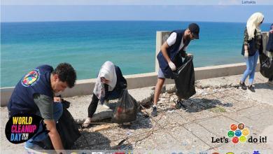 Photo of الغرفة الفتية الدولية في اللاذقية JCI تطلق حملة (Let's do it!) لتنظيف مدينة اللاذقية