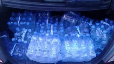 """Photo of تموين اللاذقية: ضبطنا مياه معدنية بطعم """"الحشرات والشوائب"""" مجهولة المصدر"""