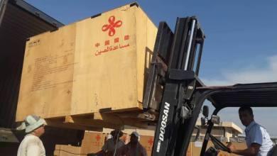 Photo of 800 محولة كهربائية تصل سوريا مقدمة من الصين