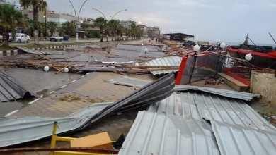 Photo of الأمطار تخلّف أضراراً كبيرة بالشبكة الكهربائية في اللاذقية .. والحصة الأكبر لجبلة