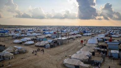 """Photo of الأمم المتحدة """"قلقة"""" حيال الأوضاع الأمنية في مخيم الهول"""