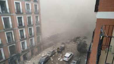 Photo of قتيلان على الأقل في انفجار هز مدريد