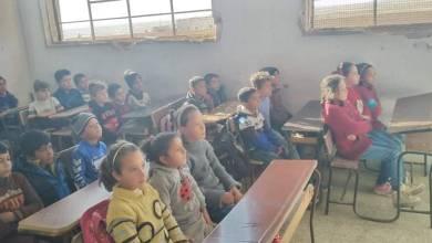 "Photo of ""بالاسم مدرسة "".. بلا أبواب ولا نوافذ ولا دورات مياه في ابتدائية الغُنثر بريف حمص"
