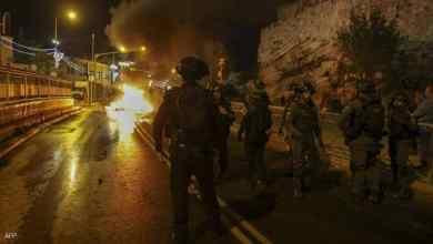 Photo of إصابة أكثر من 100 فلسطيني في مواجهات مع قوات الاحتلال في القدس المحتلة