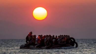 Photo of انخفاض أعداد المهاجرين الواصلين إلى اليونان بنسبة 82%