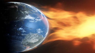 Photo of علماء يتنبأون بعاصفة شمسية قد تضرب الأرض