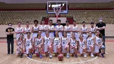 Photo of بنظام الأون لاين…سوريا تحقق أول انتصاراتها في تصفيات أشبال السلة الآسيوية للمهارات الفردية