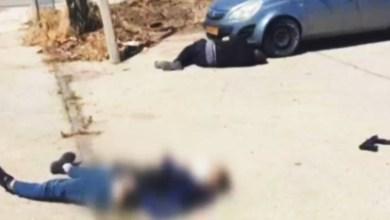 "Photo of شهيدان وجريح برصاص الاحتلال ""الإسرائيلي"" على حاجز ""سالم"" في الضفة الغربية"