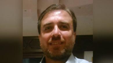 Photo of وفاة مدرّس الفيزياء الشاب غفار حاتم بفيروس كورونا في اللاذقية