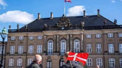Photo of مظاهرات في الدنمارك احتجاجاً على قرار ترحيل لاجئين سوريين