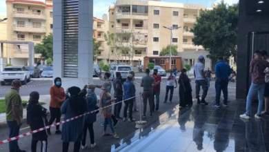 Photo of سوريون في لبنان يشاركون في ماراثون اللقاح ضد كورونا