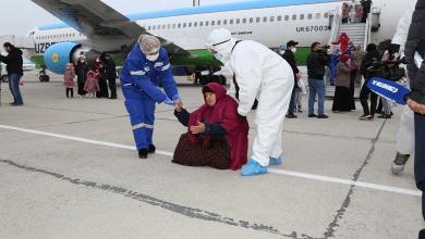 Photo of أوزباكستان تستعيد المئات من مواطنيها العالقين في مخيم الهول
