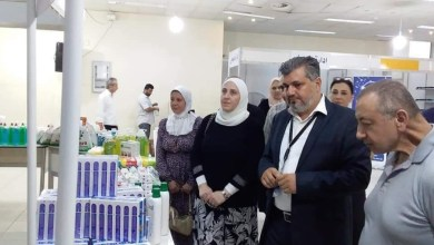"Photo of ""طريق الأمل"" .. سوق خيري لدعم مرضى السرطان بحمص"