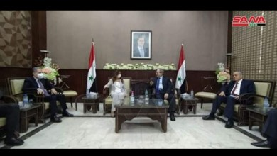Photo of دمشق تعلن موافقتها على طلب لبنان تمرير الغاز المصري والكهرباء عبر الأراضي السورية