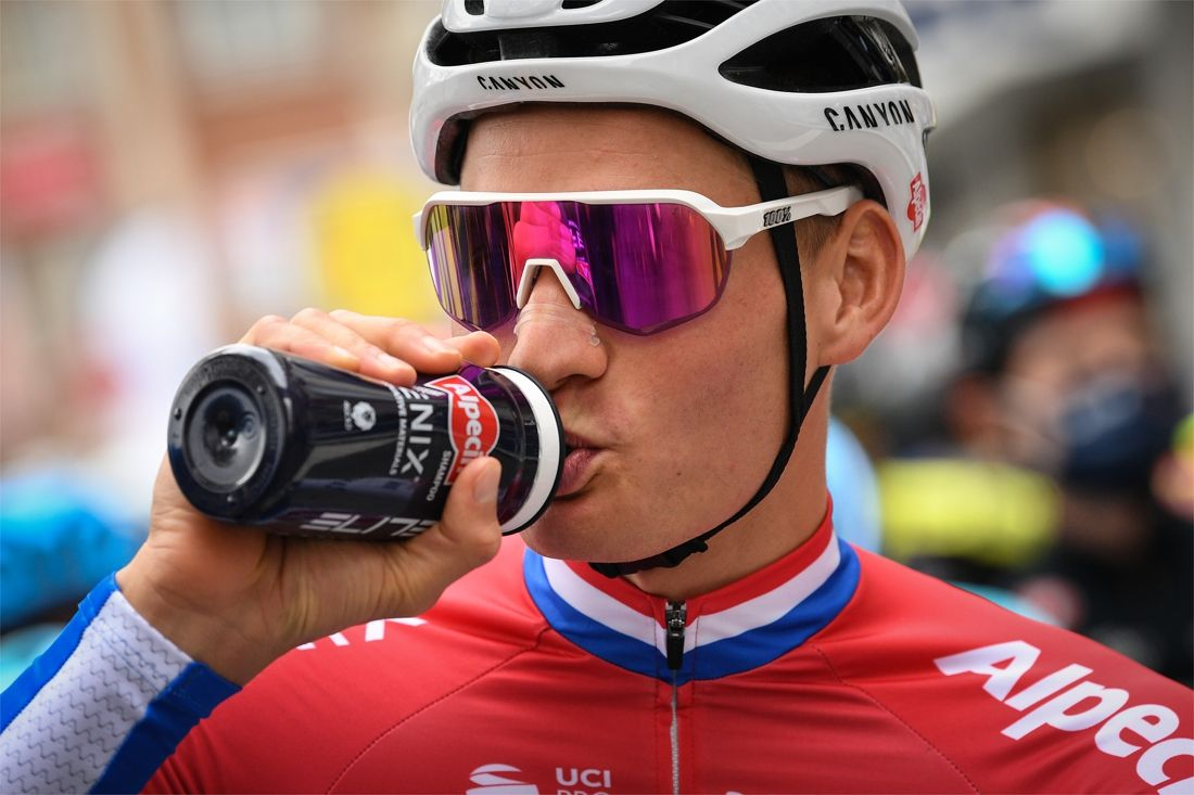 mathieu van der poel will ride the tour