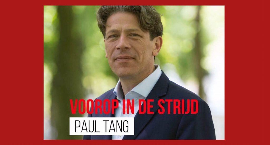 Paul Tang in Alkmaar: een geslaagde bijeenkomst - PvdA Alkmaar