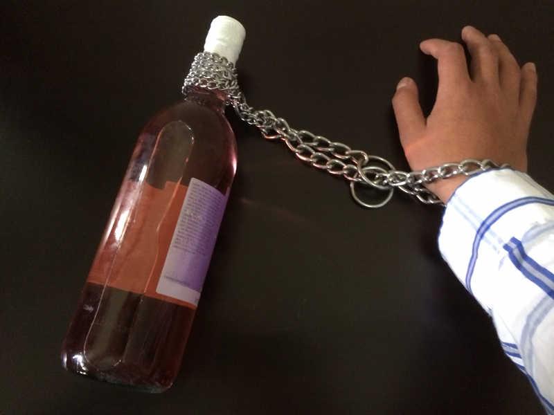 FAZY NAWROTU, czyli jak alkoholik wraca do picia