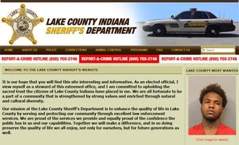 Lake County Indiana Sheriff Case Study