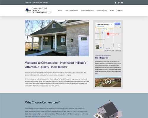 Cornerstone Design Homes