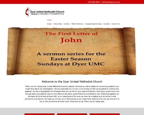 Dyer United Methodist Church