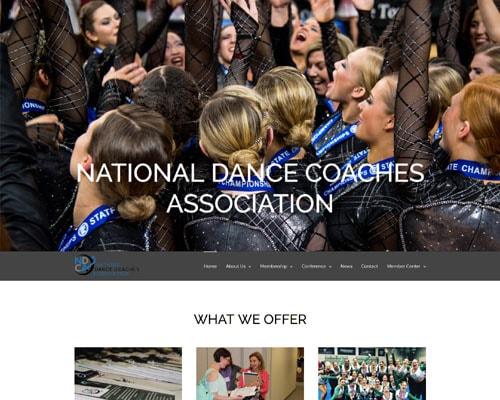 National Dance Coaches Association