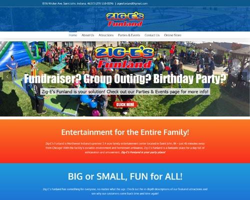 Zig-E's Funland, Inc.