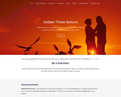 Golden Times Seniors