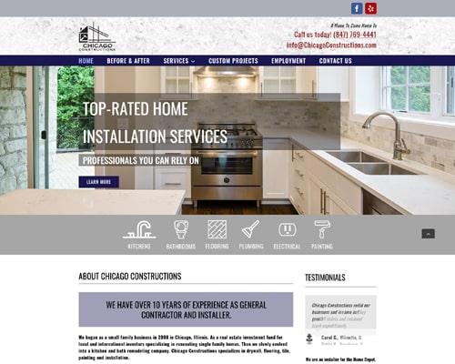 Chicago Construction Services