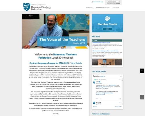 Hammond Teacher's Federation