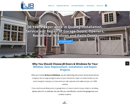 JB Doors & Windows
